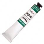 Краска акриловая художественная Гамма Студия, туба 46мл, зеленая флуоресцентная