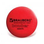 Ластик Brauberg Bomber d=55мм, ассорти