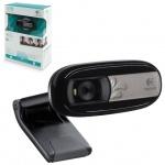 Веб-камера Logitech С170 0.3Мп, микрофон