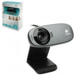 Веб-камера Logitech С310 0.9Мп, микрофон