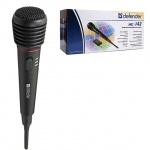 Микрофон беспроводной Defender MIC-142 черный
