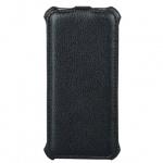 Чехол для Apple iPhone 5/5S Sonnen Respect черный, вертикальный, искусственная кожа