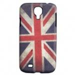 Чехол для Samsung Galaxy S4 Sonnen Flag рисунок Британский флаг, пластиковый