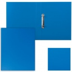 Папка на 2-х кольцах А4 Esselte Standard синяя, 35мм, 14452