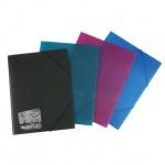 Пластиковая папка на резинке Erich Krause Vivid Colors ассорти, A4, 14549