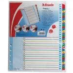 Цифровой разделитель листов Esselte 31 раздел, А4+, 100210