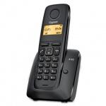 Радиотелефон Gigaset A120 черный