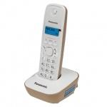Радиотелефон Panasonic KX-TG1611RUJ бежевый