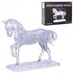 Пазл 3D Crystal Puzzle Лошадь, 100 элементов