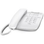 Телефон проводной Gigaset DA310, белый