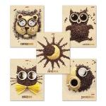 ������� ����� Hatber CoffeeBook, �5, 48 ������, � ������, �� �������, ���������� ������