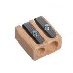 Точилка Koh-I-Noor 2 отверстия, деревянная, 90950Z