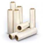 Стрейч-пленка для упаковки поддонов Регент-Стретч Стандарт 50см х 170м, 17мкм