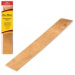 Бумага крепированная Brauberg, 50х100см, 50г/м, растяжение до 35%, металлик, золото