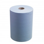 Бумажные полотенца Kimberly-Clark Scott Slimroll 6658, в рулоне, 165м, 1 слой, синие