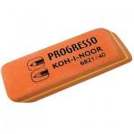 Ластик Koh-I-Noor Progresso, комбинированный, для карандаша и ручки, 40