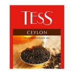 Чай Tess для сегмента HoReCa Ceylon (Цейлон), черный, 100 пакетиков