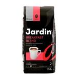 Кофе в зернах Jardin Breakfast Blend (Брэкфаст Бленд) 250г, пачка