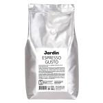 Кофе в зернах Jardin Espresso Gusto 1кг, пачка
