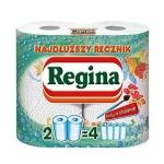Бумажные полотенца Regina XXL белые, 2 слоя, 2 рулона