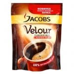 Кофе растворимый Jacobs Monarch Velour, пакет, 70г