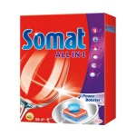Таблетки для ПММ Somat All in One, 56 шт