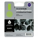 Картридж струйный Cactus CS-LC567XLBK, черный, 28.4мл