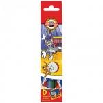 Набор цветных карандашей Koh-I-Noor Том и Джерри 6 цветов, 3651