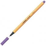 Ручка капиллярная Stabilo Point, 0.4мм, фиолетовый