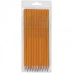 Набор чернографитных карандашей Koh-I-Noor 1696 2B-2H, 10 шт.