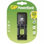 Зарядное устройство для аккумуляторов Gp PB330GS для 2 акк. АА/ААА, без аккумуляторов