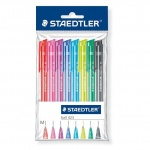 ����� ����� ��������� Staedtler Ball M, 0,5��, 8 ������