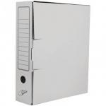 Архивный бокс Office Space белый, А4, 100мм, A-GBL100C_1776
