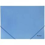 Пластиковая папка на резинке Berlingo Standard, А4, синий
