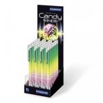 Ручка шариковая автоматическая Staedtler Elance 421 Candy синяя, 1мм