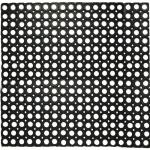 Коврик придверный Экомоп резиновый, 100х150см, черный
