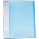 Папка файловая Berlingo Diamond синяя, A4, на 60 файлов, AVp_60002