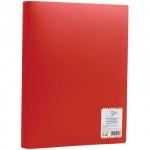 Скоросшиватель пружинный Office Space красный, А4, FS3_318