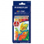 ����� ������� ���������� Staedtler Noris Club, 24 �����