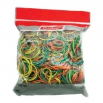 Резинки для денег Berlingo 45мм, разноцветные, 500г