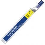 Грифели для механических карандашей Staedtler Mars 2H, 0.3мм, 12шт