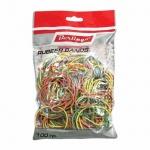 Резинки для денег Berlingo 45мм, 100г, разноцветные