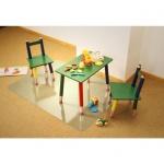 Коврик под кресло Clear Style прямоугольный 1170х1520мм, 2.3мм, 1693, для коврового покрытия
