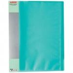 Папка файловая Berlingo Diamond зеленая, A4, на 60 файлов, AVp_60004