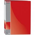 Папка на 4-х кольцах А4 Berlingo Standard, А4, 25мм, красный