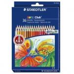 Набор цветных карандашей Staedtler Noris Club 36 цветов, 144ND36