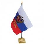 Флаг настольный Office Space с гербом