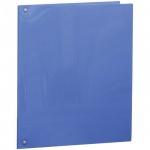 Папка на 4-х кольцах А4 Berlingo Line синяя, А4, 25мм