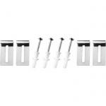 Крепеж универсальный для досок Magnetoplan 1111544 типа SP/CC, серебристый, алюминиевый