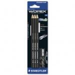 Набор чернографитных карандашей Staedtler Wopex HB, 6шт, 180HB9S1BK